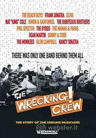 The Wrecking Crew - There Was Only One Band Behind Them All (2 Dvd)
