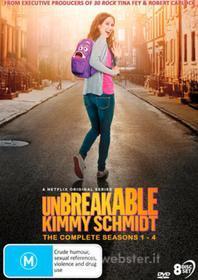 Unbreakable Kimmy Schmidt: Complete Seasons 1-4 (8 Dvd) [Edizioni: Stati Uniti]