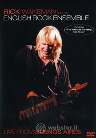 Rick Wakeman & The English Rock Ensemble. Live In Buenos Aires