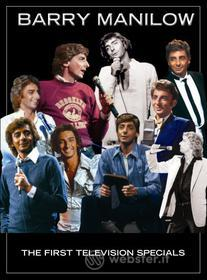 Barry Manilow - First Television Specials (5 Dvd)