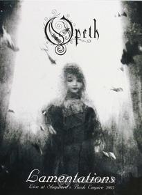 Opeth - Lamentations (Digi)