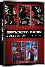Spider-Man Collection (5 Dvd)