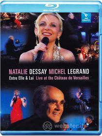 Natalie Dessay Michel Legrand. Entre Elle & Lui. Live in Versailles (Blu-ray)