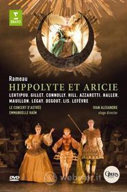 Jean Philippe Rameau. Hippolyte et Aricie (2 Dvd)