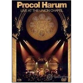 Procol Harum. Live At The Union Chapel