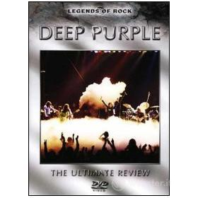 Deep Purple. The Ultimate Review (3 Dvd)