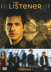 The Listener. Stagione 1 (4 Dvd)