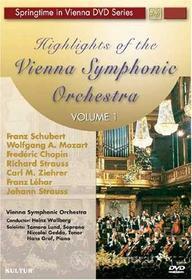 Highlights Vienna Symphony Orchestra V1