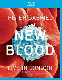 Peter Gabriel - New Blood Live In (Blu-Ray 3D+Dvd) (Blu-ray)