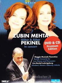 Zubin Mehta, Güher e Süher Pekinel. In Concert