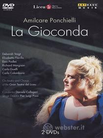 Amilcare Ponchielli. La Gioconda (2 Dvd)