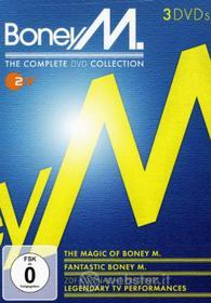Boney M. - Complete Dvd Collection (3 Dvd)