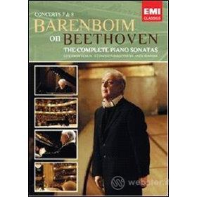 Ludwig van Beethoven. Barenboim on Beethoven. Concerts 7 & 8