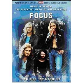 Focus. Music In Review (2 Dvd)