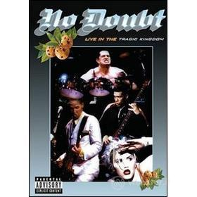 No Doubt. Live In The Tragic Kingdom