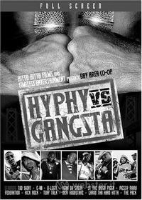 Hyphy Vs Gangsta - Hyphy Vs Gangsta