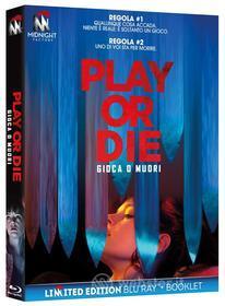 Play Or Die (Blu-Ray+Booklet) (Blu-ray)