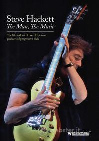 Steve Hackett - The Man, The Music