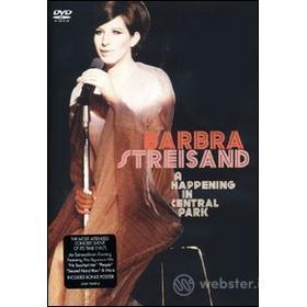 Barbra Streisand. A Happening in Central Park
