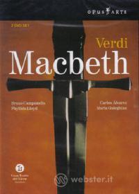 Giuseppe Verdi - Macbeth (2 Dvd)