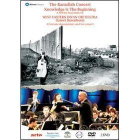 Daniel Barenboim & The West-Eastern Divan Orchestra. The Ramallah Concert (2 Dvd)
