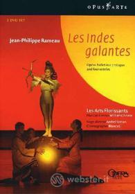 Jean-Philippe Rameau - Les Indes Galantes (2 Dvd)