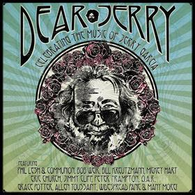 Dear Jerry: Celebrating The Music Of Jerry (Blu-ray)