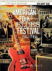 The American Folk Blues Festival. Volume 1. 1962-1966