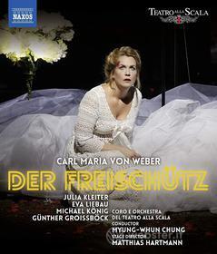 Carl Maria Von Weber - Der Freischutz (Blu-ray)