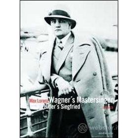Max Lorenz. Wagner's Mastersinger - Hitler's Siegfried