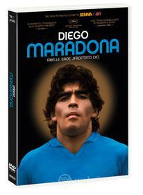 Diego Maradona (Dvd+Booklet+Segnalibro)
