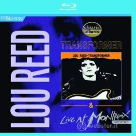 Lou Reed - Transformer & Live At Montreux 2000 (Blu-ray)