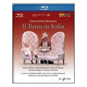 Gioacchino Rossini. Il turco in Italia (Blu-ray)
