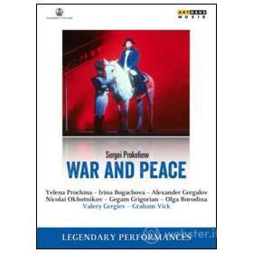Sergei Prokofiev. Guerra e Pace (2 Dvd)