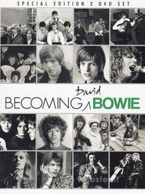 David Bowie. Becomin Bowie (2 Dvd)