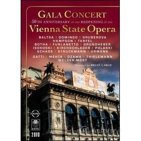 Gala Concert. Vienna State Opera (2 Dvd)