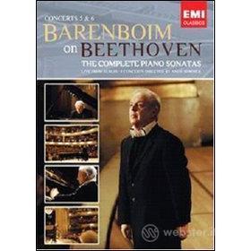 Ludwig van Beethoven. Barenboim on Beethoven. Concerts 5 & 6