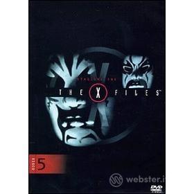 X Files. Stagione 3. Vol. 05
