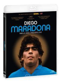 Diego Maradona (Blu-Ray+Dvd+Booklet+Segnalibro) (2 Blu-ray)