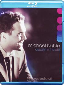 Michael Bublè. Caught in the Act (Blu-ray)
