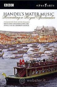 Georg Friederic Handel. Handel's Water Music