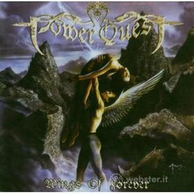 Power Quest - Wings Of Forever (2 Blu-Ray) (Blu-ray)
