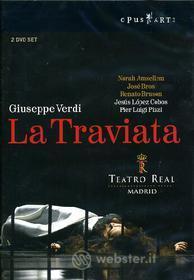 Giuseppe Verdi - La Traviata (2 Dvd)