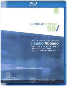 Europakonzert 1998 (Blu-ray)