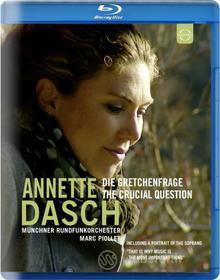 Annette Dasch. Die Gretchenfrage. The crucial question (Blu-ray)