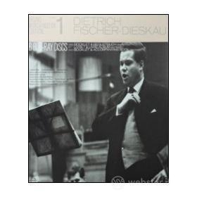 The Bruno Monsaingeon Edition. Vol. 1. Dietrich Fischer-Dieskau (6 Blu-ray)