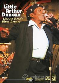 Little Arthur Duncan - Live At Rosa'S Blues Lounge