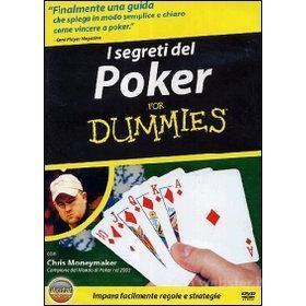 For dummies. I segreti del poker for dummies