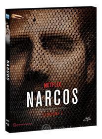Narcos - Stagione 02 (Special Edition O-Card) (3 Blu-Ray) (Blu-ray)