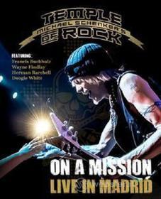Michael Schenker's Temple Of Rock - On A Mission - Live In Madrid